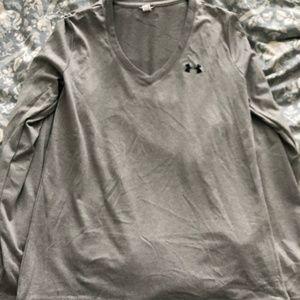 Under Armour long sleeve tech shirt